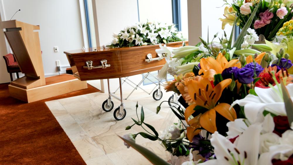 contacter un funérarium