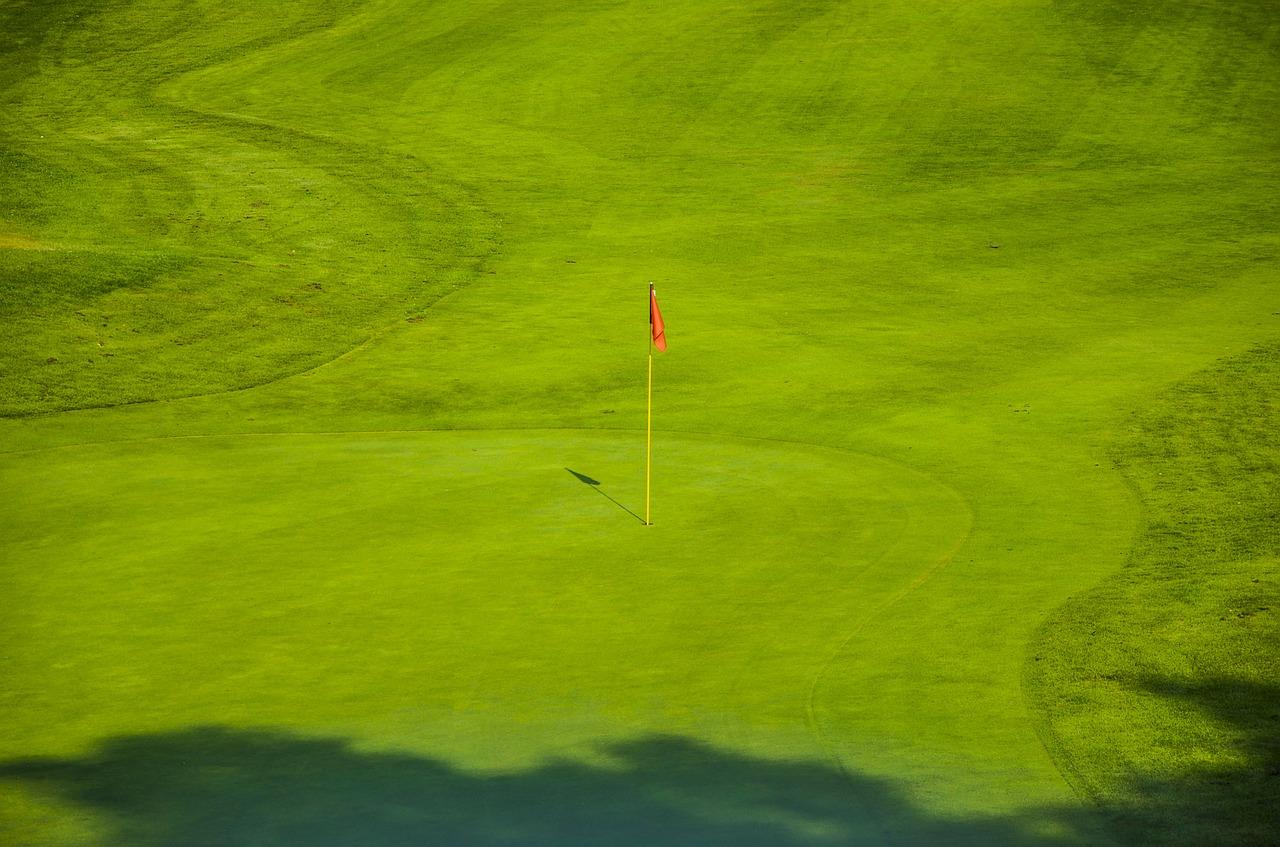 entretien terrain de golf